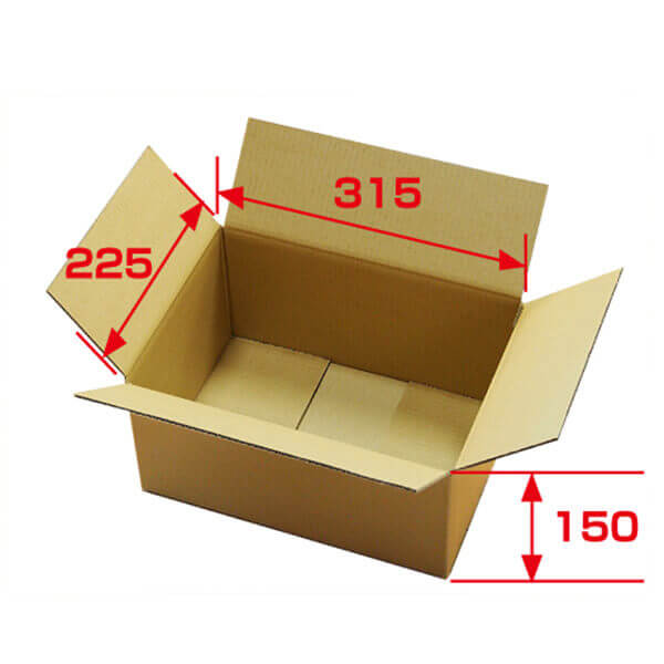 A4-150ケース[315×225×150]