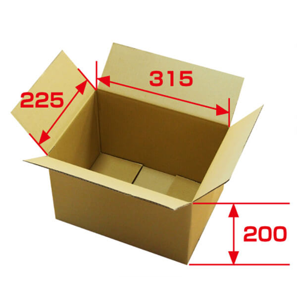 A4-200ケース[315×225×200]